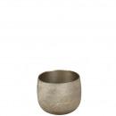 grossiste Pendantif: Cuve en métal Torka , D14cm, H12cm, champagne-gol